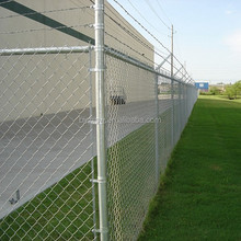 Relatively Low Cost And Ease Of Installation Both Galvanized and PVC Coated Are Available Chain Link Fence