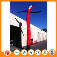 Custom Advertising Promotional Event Inflatable Sky Dancer Air Clown Dancer