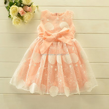 excellent quality layered chiffon fancy fashion dresses for 2-8 years girl