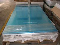 aluminum alloy plate 1060 1050 O cover blue PE protective film
