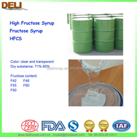 HACCP certified high fructose syrup for beverage and soft beverage