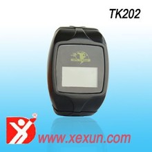 mini chip gps tracker for persons and pets with Wristwatches Wrist Watch ALL THE WAY GPS Watch Tracker Black Outdoor Watch