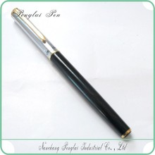 New Classic Series Black and Gold Metal advertising best black blossom fountain pen