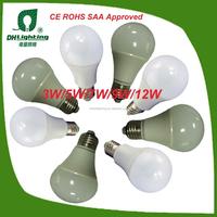 9W led light high lumen led bulb light,e27 pir infrared motion sensor led light bulb lamp,light dimmable 270 degree led bulb