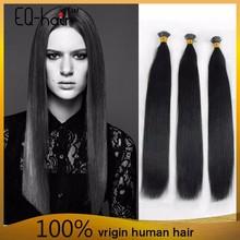 For Black Women Super Human Hair Extension Brazilian Keratin Hair Product