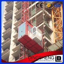 Construction hoists,Supply New China SC100/100 Construction Hoists/Building Elevator,32 Passengers