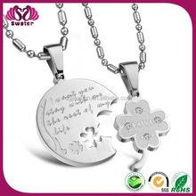 2015 Stainless Steel Best Friend Necklace
