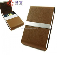 Kilofly Business Card Holder Vertical Flip Top with Kilofly Mini Gift for Business/Credit/Gift Card