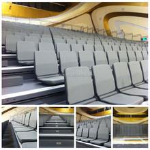 School mobile retractable academic hall grandstands