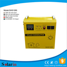 China portable 5kw solar systeme energie