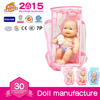 18 inch Educational Small Baby Toy Vinyl Doll Kits