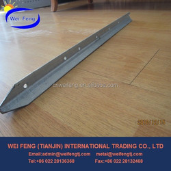 Hot Dipped Galvanized Star Post
