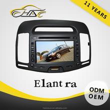 china factory 7inch car dvd tv hyundai elantra auto radio mp3/mp4 player FM 87.5-108.0MHz / AM 522-1620KHz