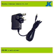 9v 2a power adapter with the function of adapter for network cable and hs code charger