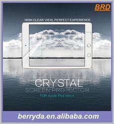 Clear Screen Protector For iPad 4 Mini NILLKIN Super Clear Anti- fingerprint Protective Film