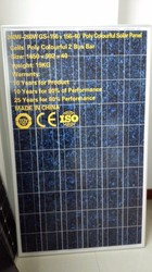250~260W poly solar panel poly photovatic panel solar, good solar panel quality and cheap price