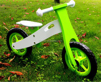 Newest Hot sales Kids Wooden toddler bikes