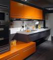 Stepwise diseño de gabinete de la cocina pkc-249