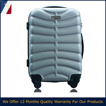 2015 for india,africa market 3 pieces abs lightweight cheap luggage