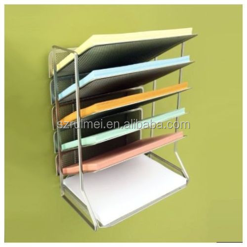 Office desk organizer holder storage desktop biils letters - Desk organizer sorter ...