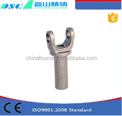 Stainless steel universal joint for Auto transmission with shock price