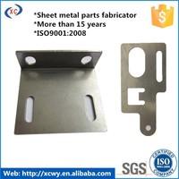 Custom stamping manufacturing angle iron corner bracket