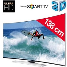 For Samsung UE55HU8500 - 3D LED-televisie Smart TV Ultra HD UHD 4K CURVED LED TV