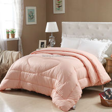 Breathable Heart Quilting Duck Down Comforter Sets