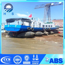 BV/GL/CCS certificate inflatable rubber ship floating pontoon