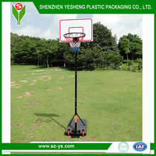 High Quality Outdoor Height Adjustable Basketball Stand