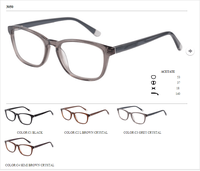 Lamination optical frames trendy eyewear uk style unisex eyeglasses fits well for any face