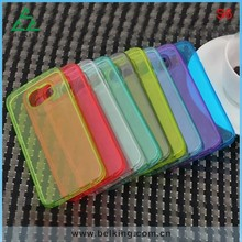 Super Clear TPU Soft Case For Samsung Galaxy S6 Jelly Color Case, Transparent Case For Samsung S6
