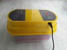 capacity Chicken,Bird,Duck,Turkey,Quail eggs MiNi incubator WQ-12