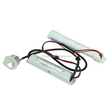 CE RoHS LED rechargeable Emergency light batteries power pack module led down light