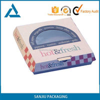motorcycle pizza delivery box manufacturer