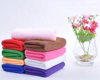 детей микрофибра полотенце абсорбирующий сухих волос салон чистки полотенце, Стиральная комната посвятил 5шт/лот