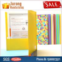 Jurong Manufacturing Paper A4 Two Pocket Portfolio Folder