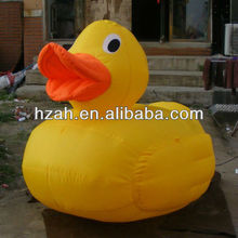 Lovely Inflatable Yellow Duck