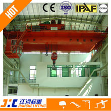 Reasonable and Cost--Effective Double Girder Overhead Crane With Winch Trolley