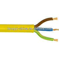 450/750V Copper Conductor PVC Insulation NYYHY Cable
