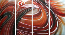 Home decor Modern nude painting on Wall 3D photos metal wall art outdoor