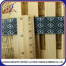 smooth spandex nylon folded elastic for garment