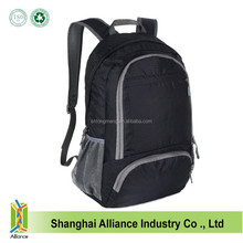 Waterproof Nylon Foldable Backpack, Travel Bag, Large, 35L, 4 Colors Available