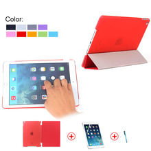 For iPad Air 2 Smart Cover case, accessory for ipad air 2