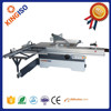 2015 High Quality Good Performance woodworking sliding table precise panel saw