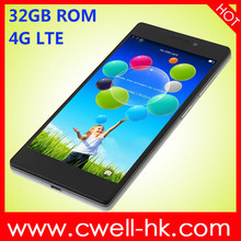 Unlock 5 inch 1920*1080px screen MTK6595 octa core 2GB RAM 32GB ROM 4g lte mobile dual sim wifi