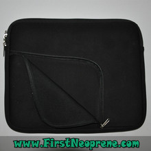 Factory Production 15.5 Inch Laptop Sleeve With Neoprene Material
