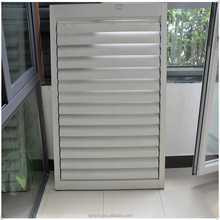 building material aluminum awning and louver frame,lourves window
