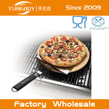 Perfect Customized Cordierite gas fired stone pizza ovens with 1000degree sun glazed and 1.5% high porosity