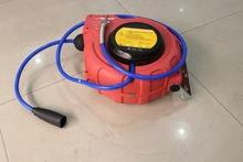 PU material air hose reel used in car repairing workshop AX-1082